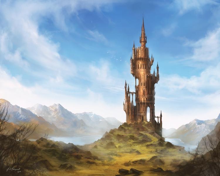 wizard_s_tower_by_jcbarquet-d5mc33w
